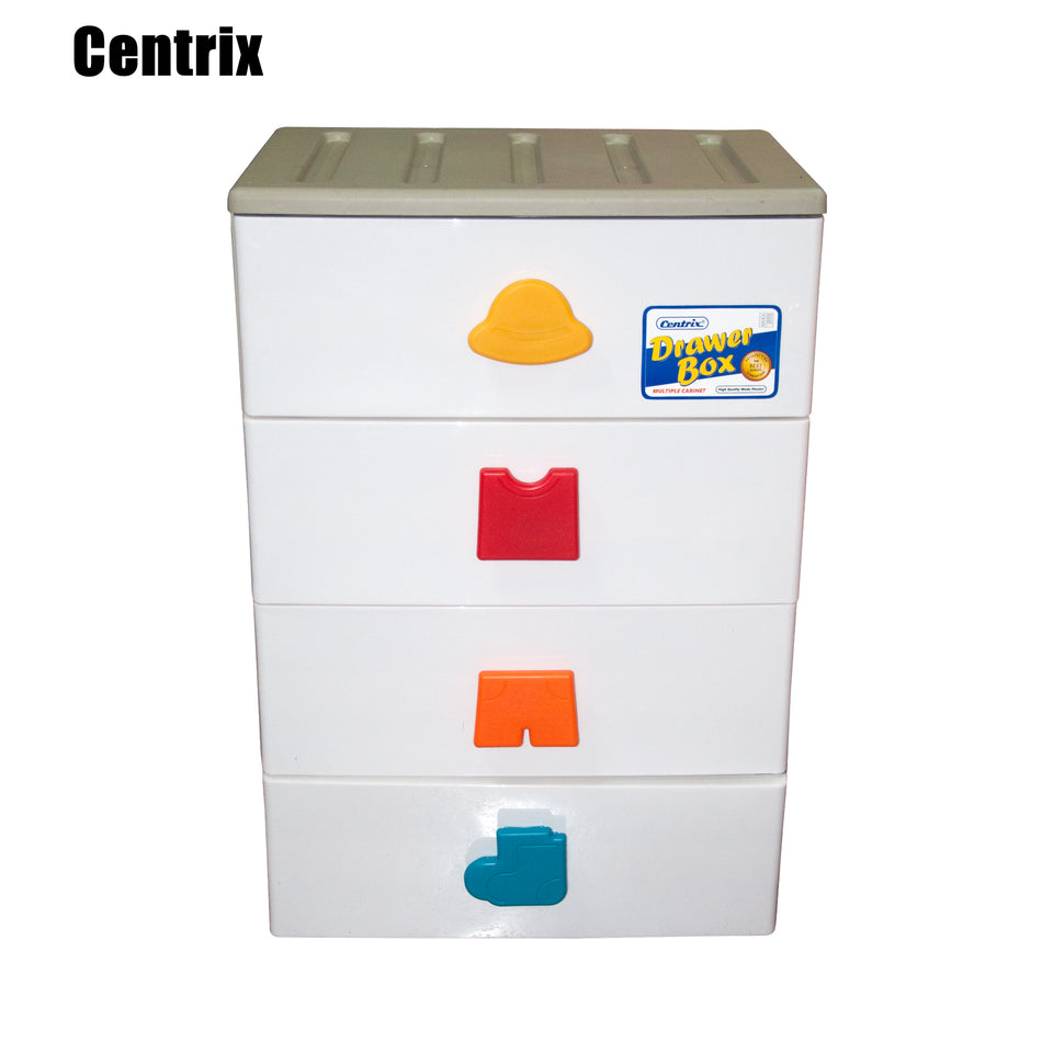 Centrix Drawer Box #825-4L