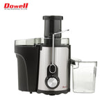 Dowell Double Safety Switch Juice Extractor - JE-823