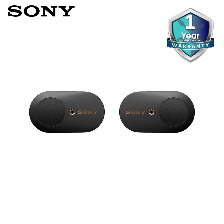 Sony Wireless Noise-Canceling Headphone - WF-1000XM3