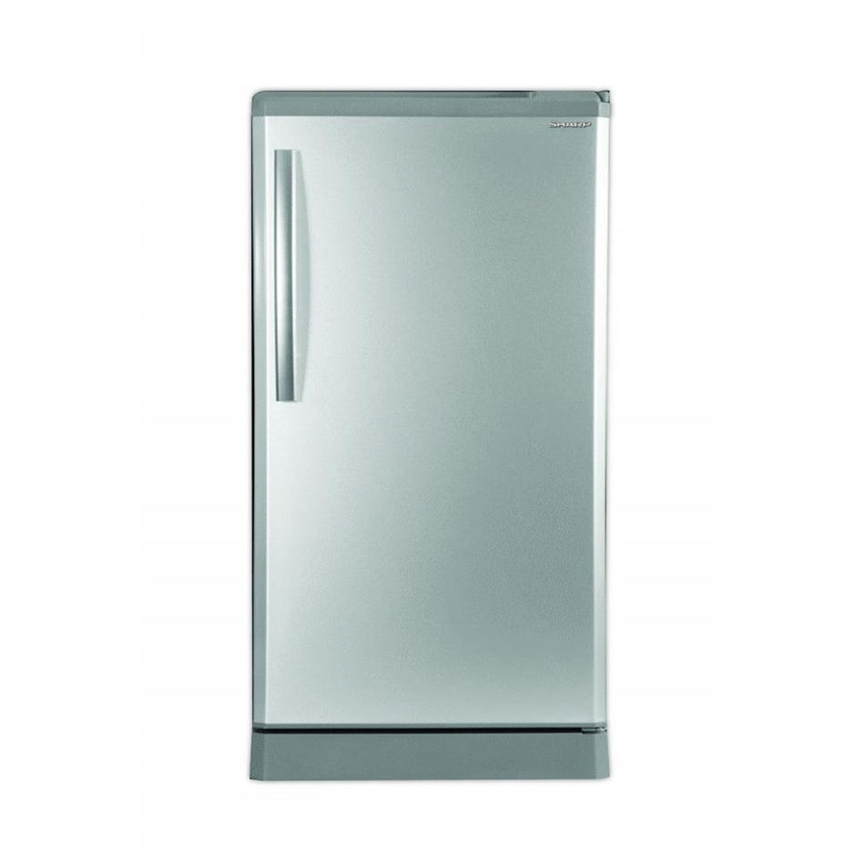 Sharp Refrigerator 5.5 Cuft Single Door Direct Cooling - SJ-DTH55BS-SL