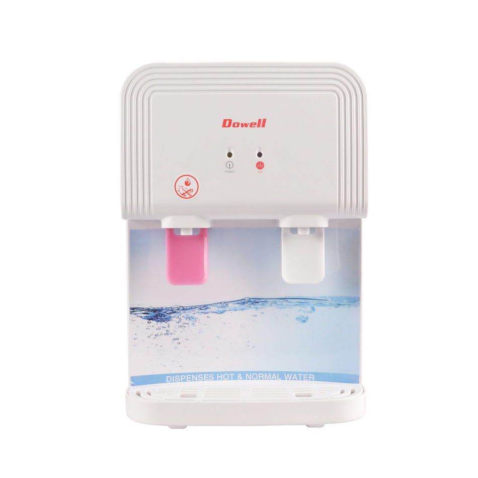 Dowell Hot & Cold Water Dispenser Table Top - WDT-50H