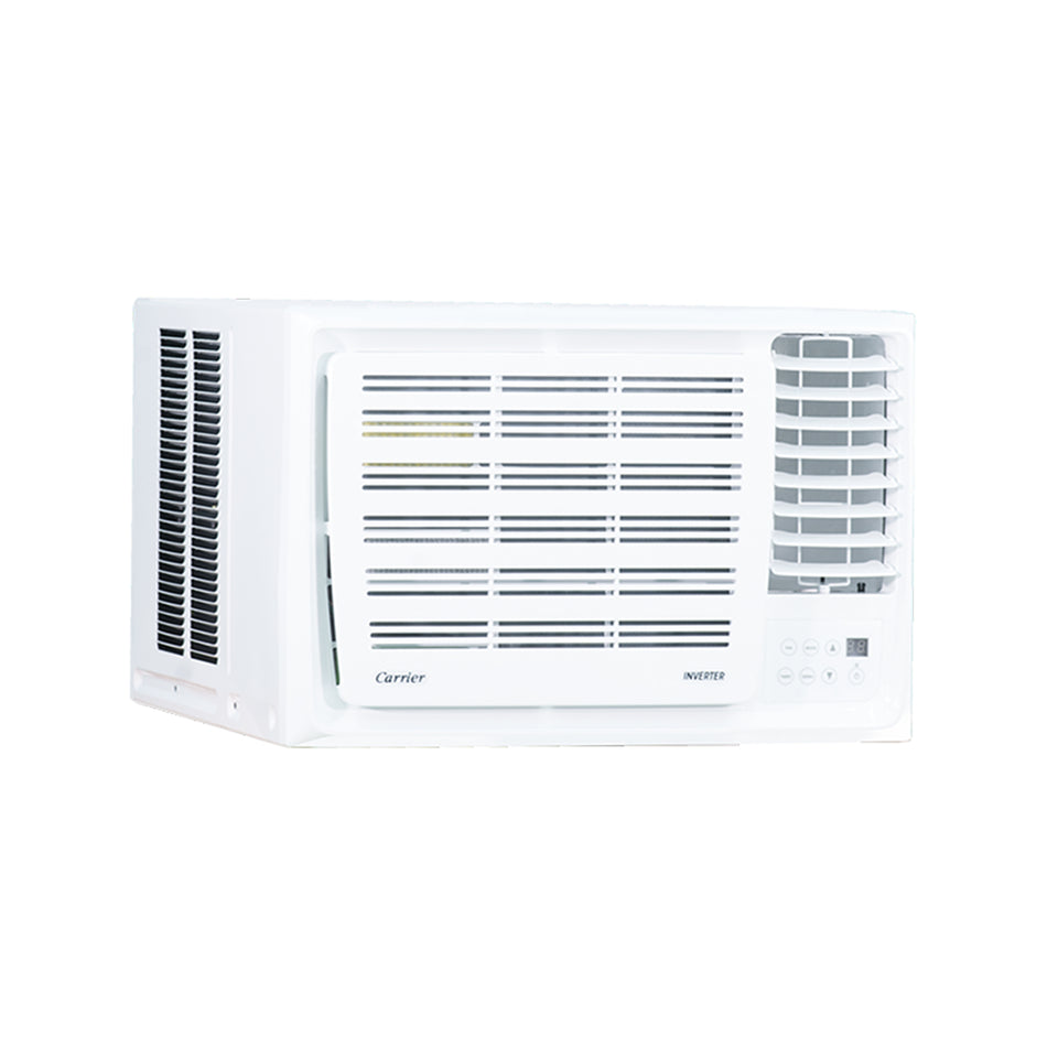 Carrier Window Type Aircon 1.5HP Inverter Remote - WCARH012EEV