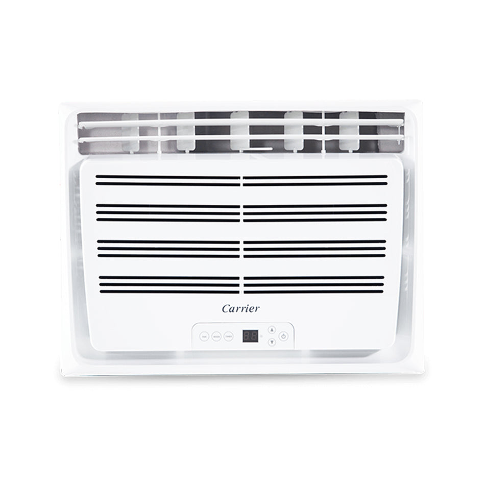 Carrier Window Type Aircon 0.5HP Remote Control, Top Discharge - WCARZ006EE1