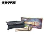 Shure Microphone with Pouch-KSM9