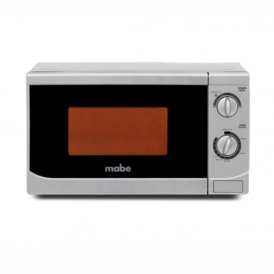 Mabe Microwave Oven 20Liters Mechanical Control - MEI2030DVSL