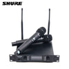 Shure Dual Mic Wireless Microphone-SM-58II