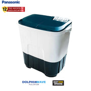 Panasonic Washing Machine Twin Tub 6.5Kg - NA-W6517BSP