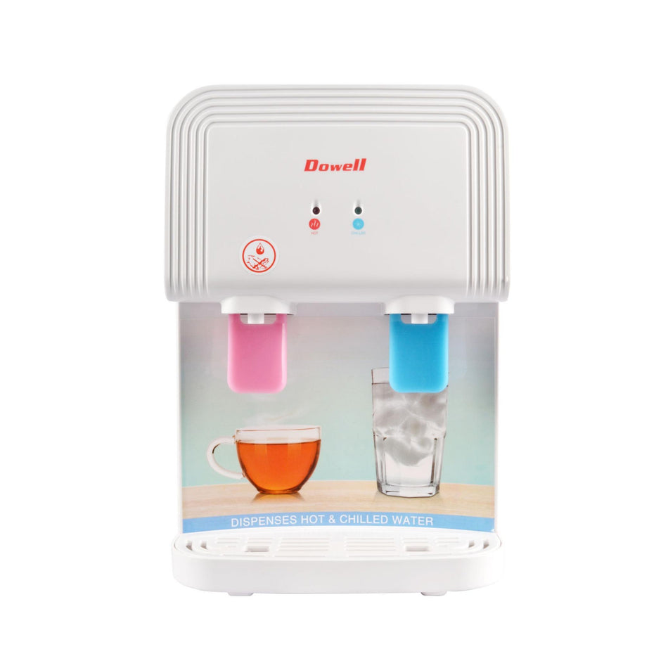 Dowell Hot & Cold Water Dispenser Table Top - WDT-80