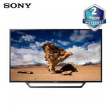 "Sony Bravia Television 40"" LED Full HD Smart Flat Display - KDL-40W650D"