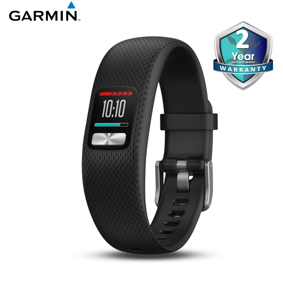 Garmin VivoFit 4 Activity Tracker Black