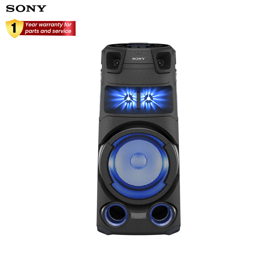 Sony High Power Audio System With BLUETOOTH® Technology - MHC-V73D