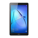 Huawei Media Pad T3 Tab 7.0 IPS LCD Display, 16GB Internal Memory Space Gray
