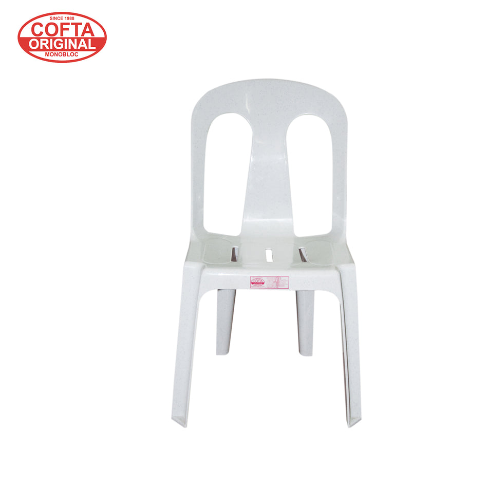 Cofta Ruby Chair Mid-Size White