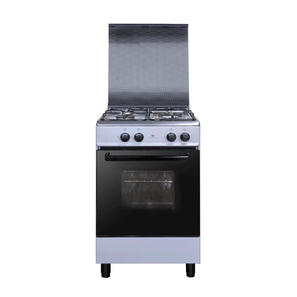 White Westing House Gas Range 50cm - WCG-530S