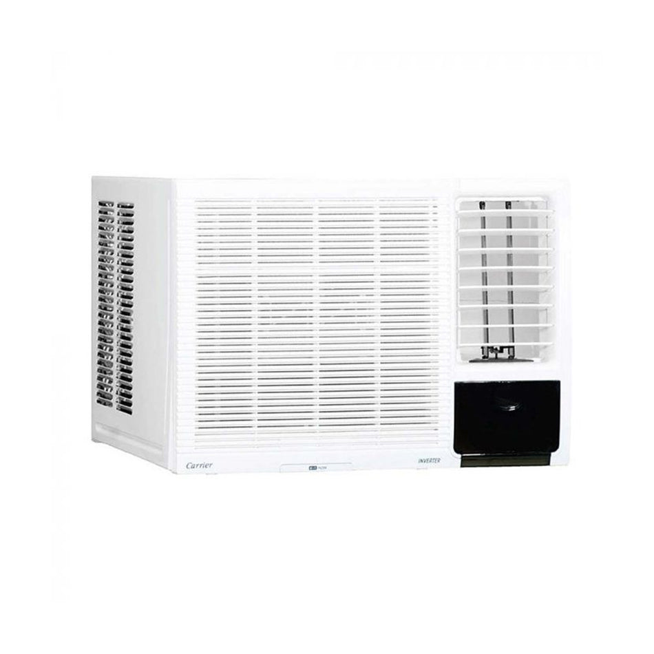 Carrier Window Type Aircon 2HP inverter with LCD remote control.- WCARH019EEV