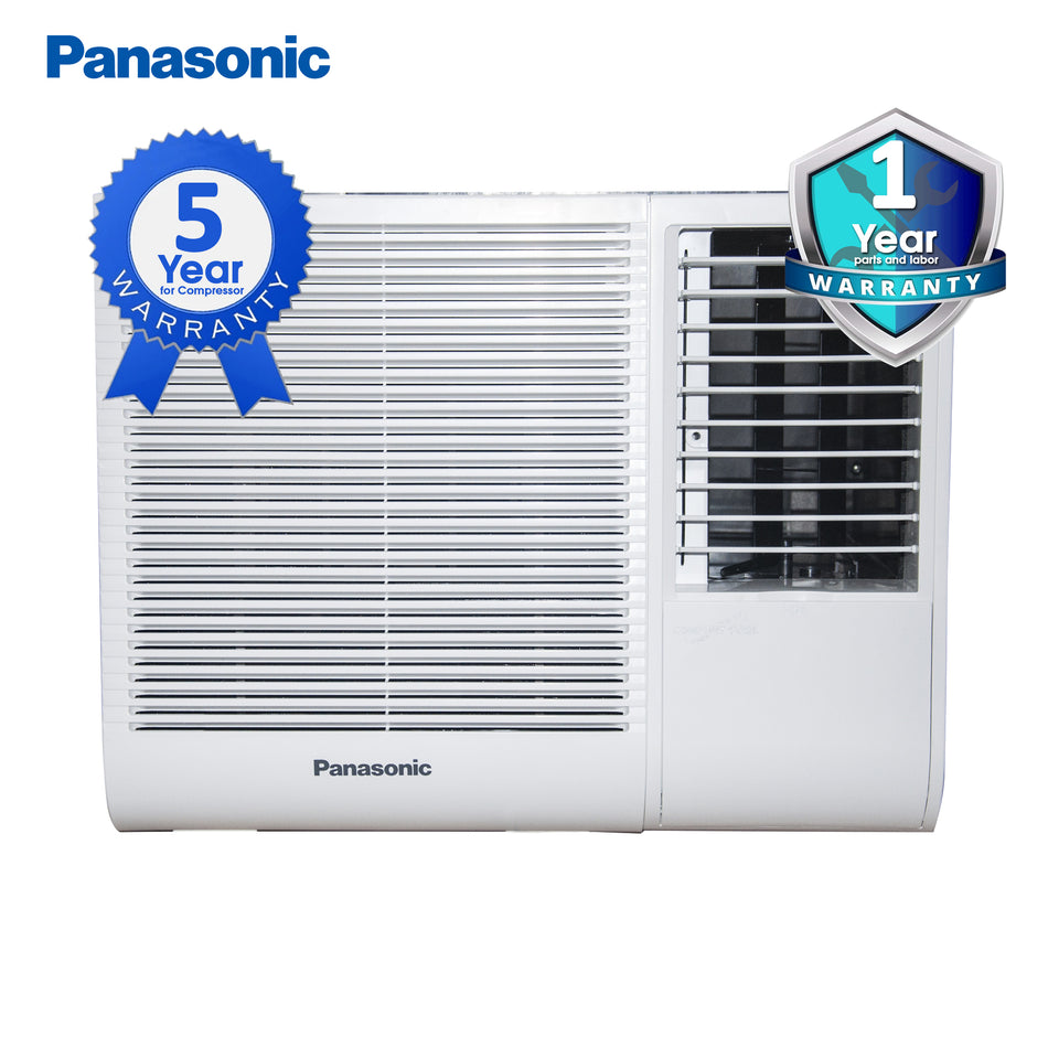 Panasonic Window Type Aircon 1/2HP Manual Control - CW-N620JPH