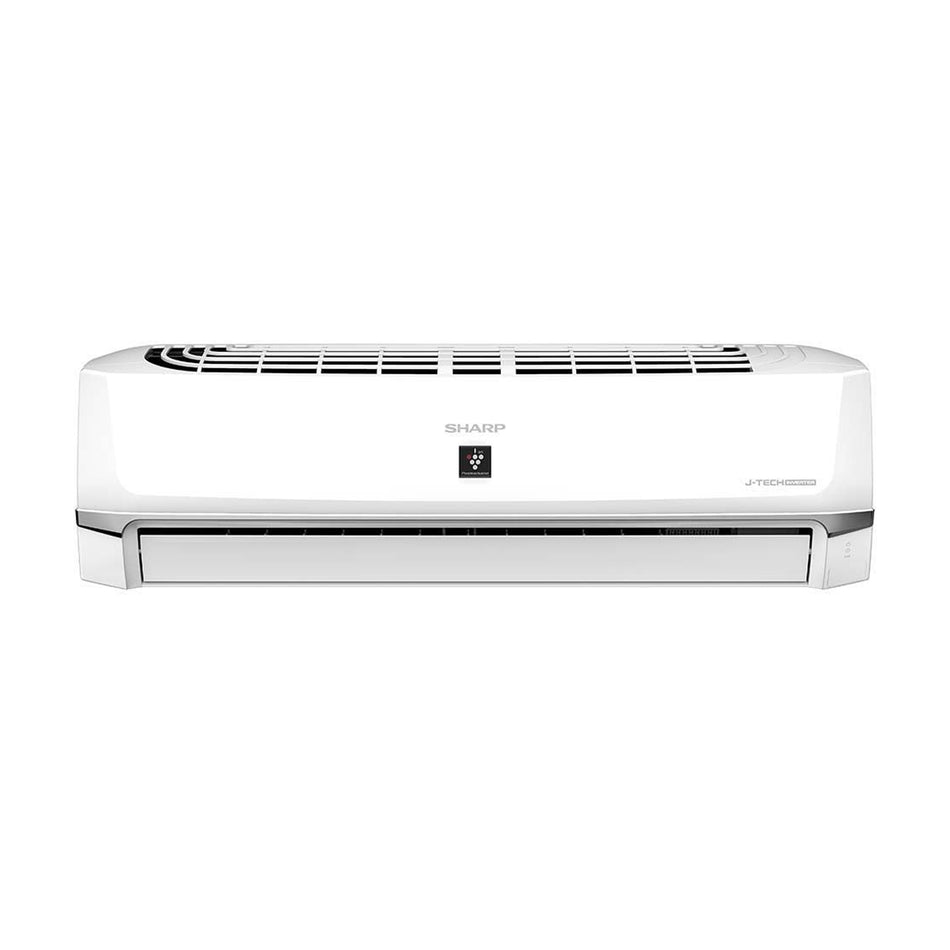 Sharp Split Type Aircon 2.5HP Premium J-Tech Inverter, Plasmacluster Ion, Indoor Unit - AH-XP25WF