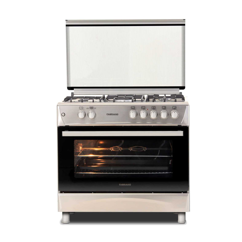 Fabriano Free Standing Cooker - F9P41G2-SS