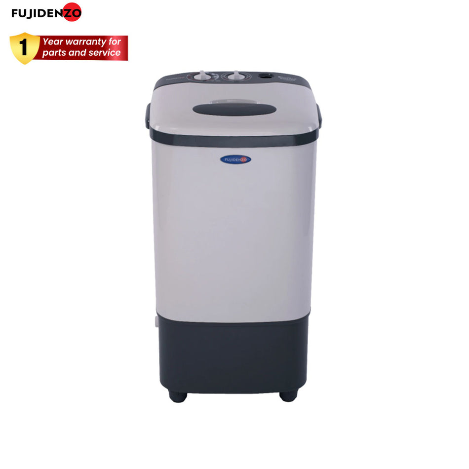 Fujidenzo Washing Machine 7.8Kg. Single Tub W/ Eco Soak Wash Function - BWS-780