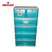 Orocan Drawer CUBICO 5 Layers #6868 - SLK5