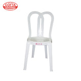 Cofta Opal Chair Marble White