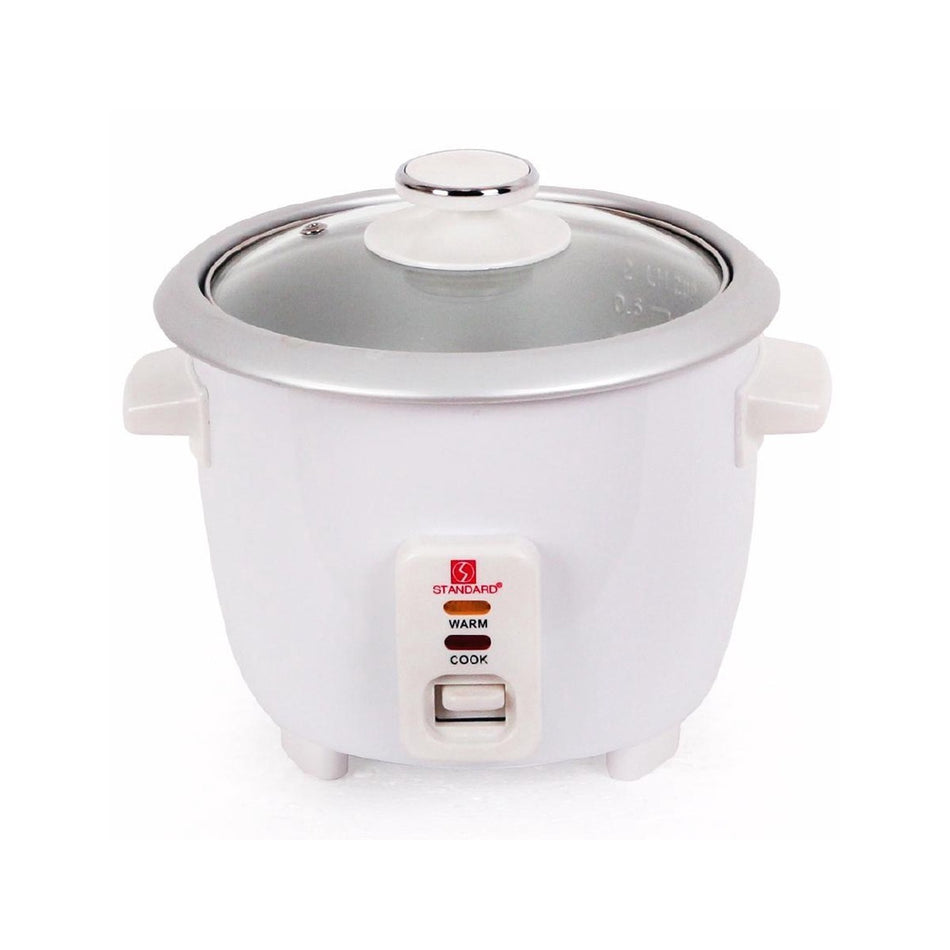 Standard 0.6 Liters Rice Cooker - SRG-0.6L