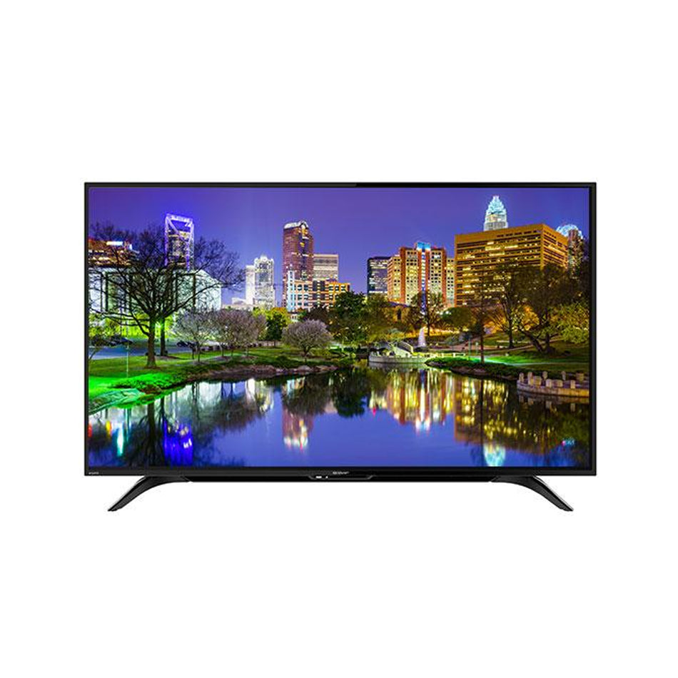 "Sharp Television 45"" LED Full HD Easy Smart Screen Mirroring Flat Display - 2T-C45AE1X"