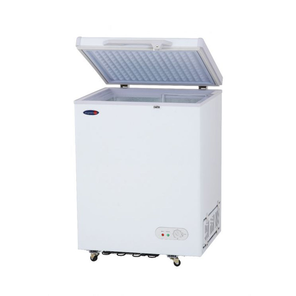 Fujidenzo Chest Type Freezer 4.0Cuft. Hard Top Type - FC-04ADF