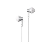 Remax In-ear Headphone - RM-201 Silver