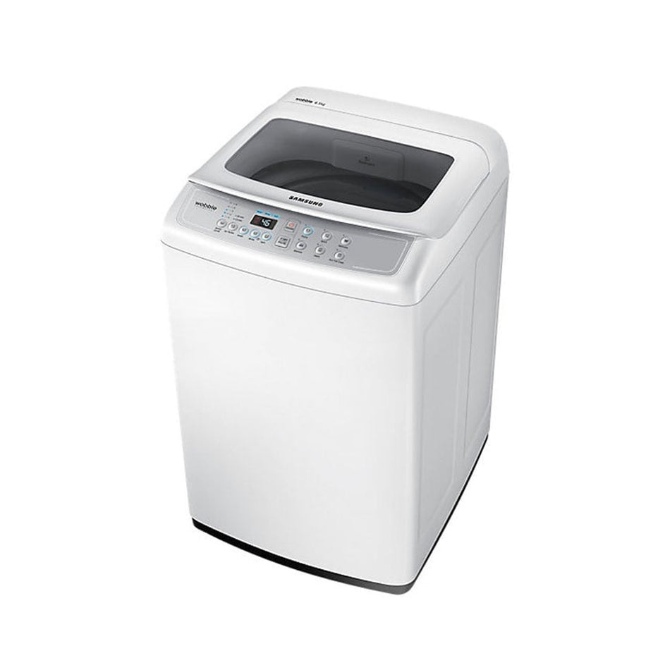 Samsung 7.5kg Top Load Washing Machine-WA-75H4200SW/TC