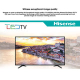 "Hisense Television 40"" LED Flat Display with ISDB-T - 40E5100"
