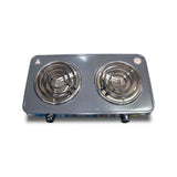 Astron Electric Stove 2 Coil Plate - ES-271