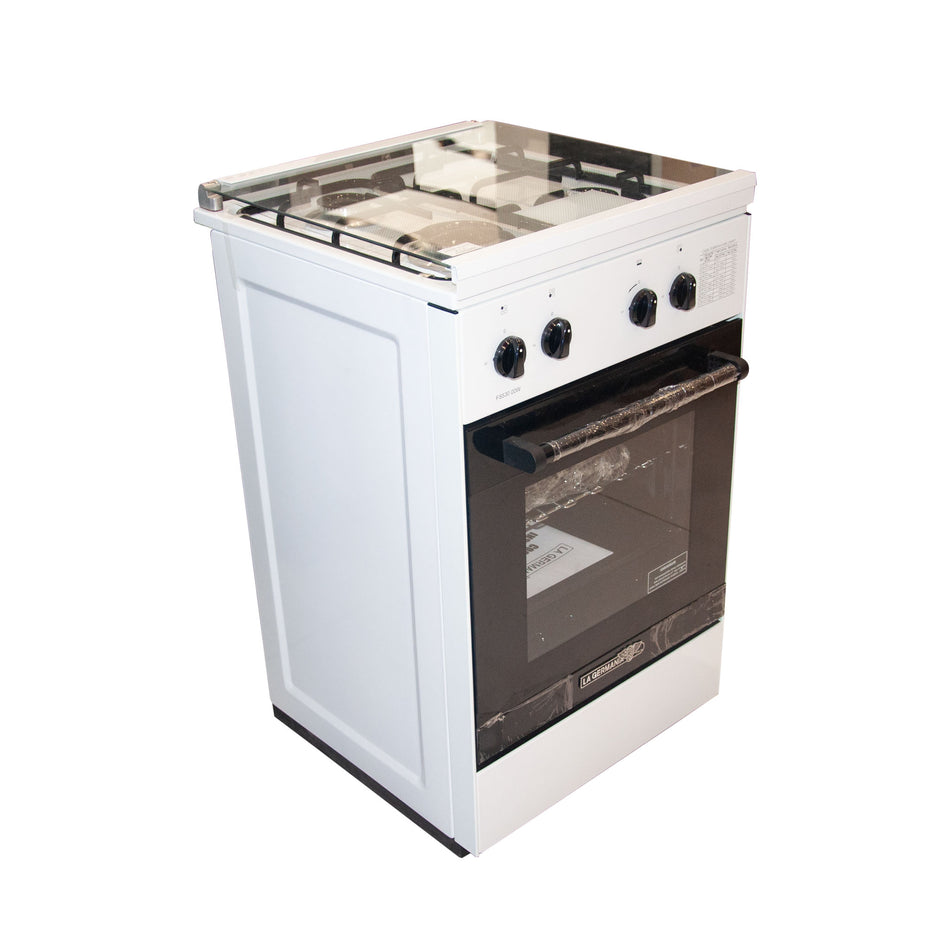 La Germania Gas Range Glass Top 50cm - FS-530-00W