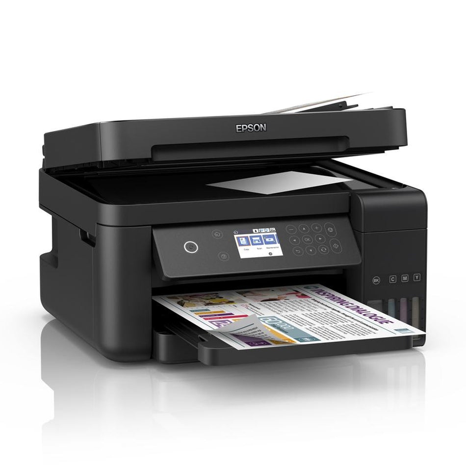 Epson Printer All-in-One with ADF Ink Tank System - L6170
