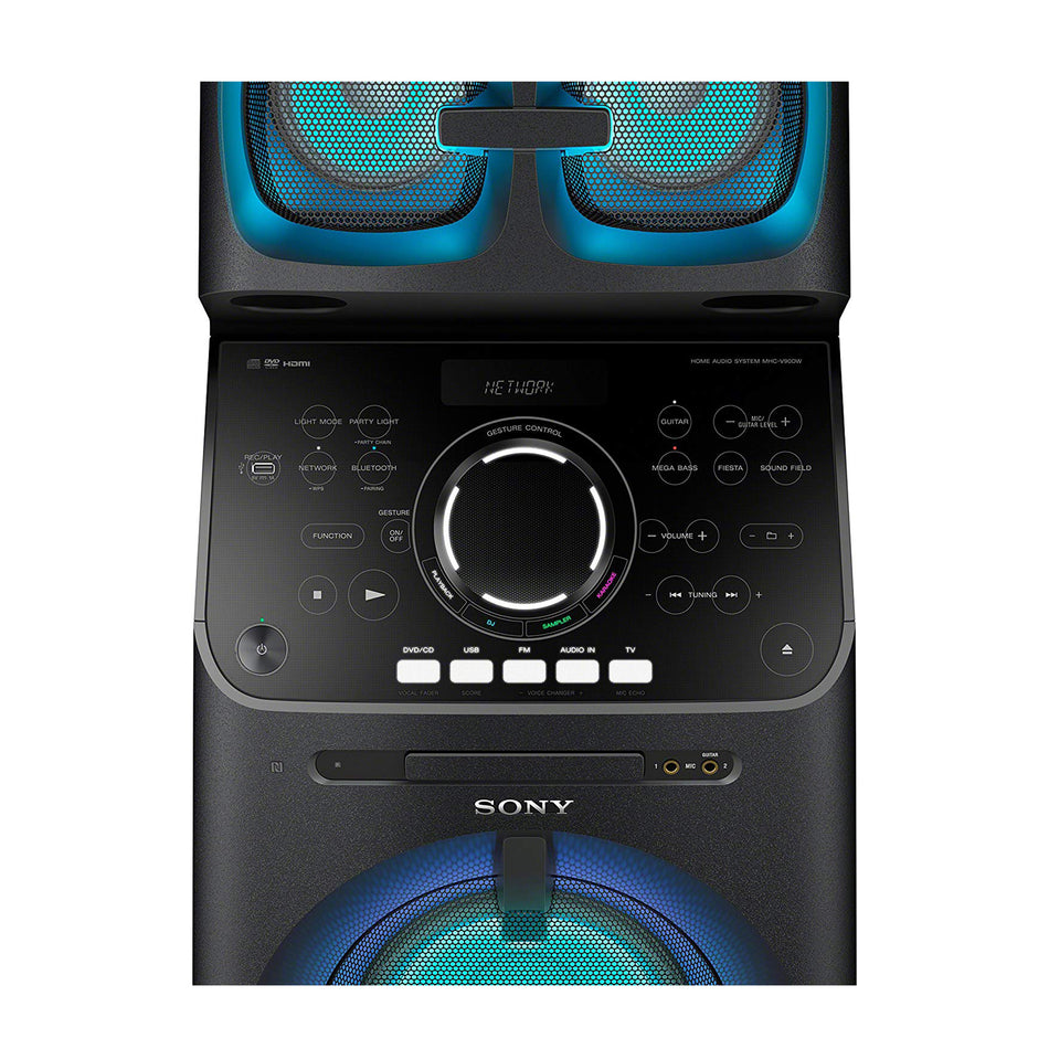 Sony Component High Power Home Audio System with Bluetooth - MHC-V90DW
