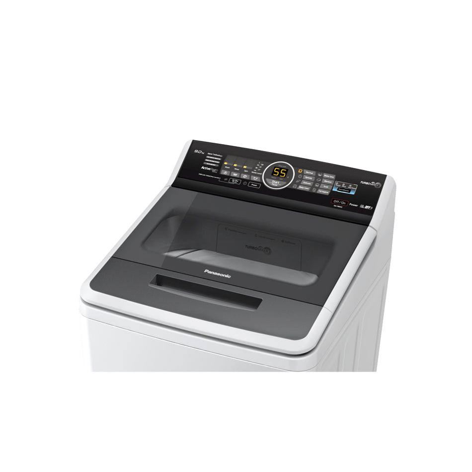 Panasonic Washing Machine Full Automatic 9.0KG Top Load - NA-F90A5HRM