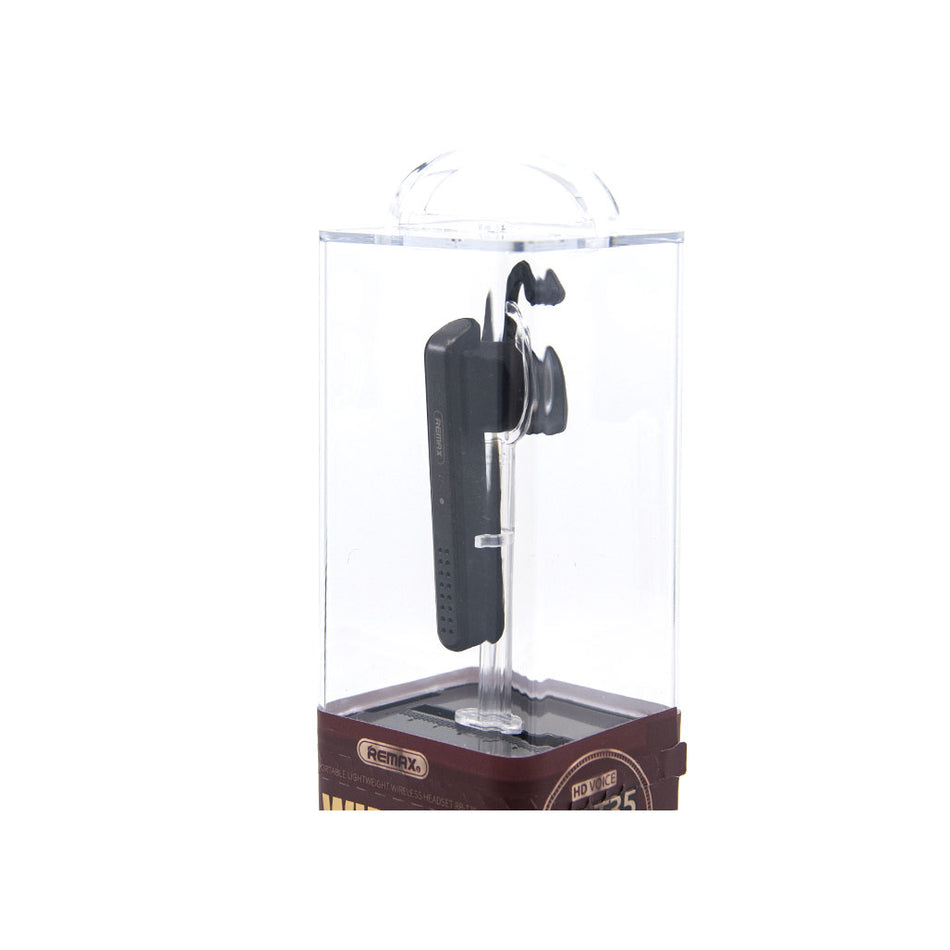 Remax Headset RB-T35 Black