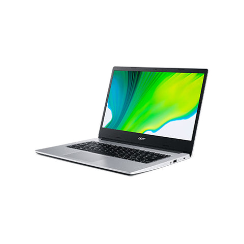 "Acer Laptop 14"" AMD Ryzen 5-3500U, 4GB, 1TB + 128SSD, AMD Readeon Vega8 Mobile Graphics, Win10-A314-22-R8AX"