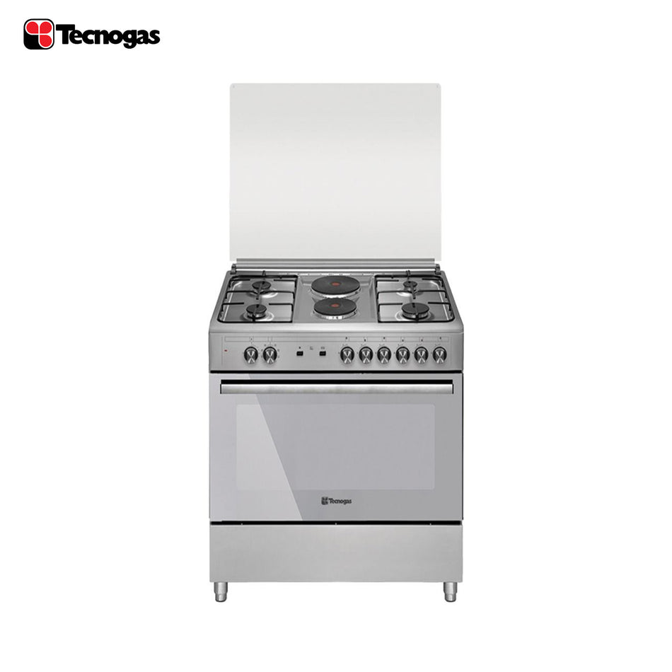 Technogas 90cm Full Stainless Steel - TFG-9242CRVSS