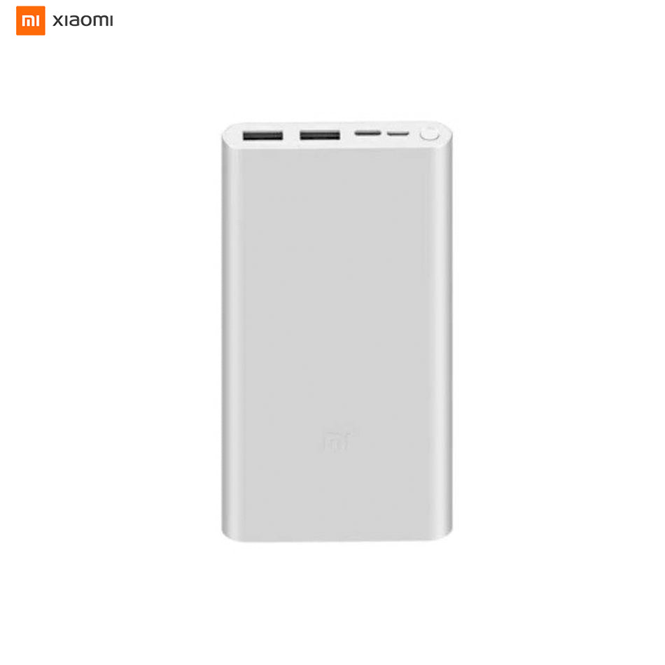 Xiaomi Fast Charge Power Bank 3 10000mAh Silver
