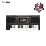 Yamaha Entry-Level Portable Keyboard 61-Key Keyboard - PSR-F51
