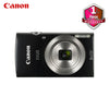 Canon Digital Camera 20.5MP 8X Optical Zoom Auto Button/Easy Auto, Date Stamp - IXUS-185