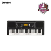 Yamaha Touch-Sensitive Portable 61-key keyboard - PSR-E363
