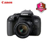 Canon DSLR Camera 24.2MP APS-C Sensor, DiGic 7Image Processor - EOS-800D/EF-S 18-55mm IS STM