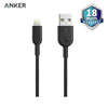 Anker PowerLine II with Lightning Connector 6ft/1.8m - A8433/Black