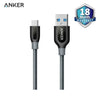 Anker Power Line + Micro Usb 3ft/0.9m - A8142HA1