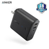 Anker Powercore Fusion 5000 2-Port Portable and Wall Charger - A1621h11