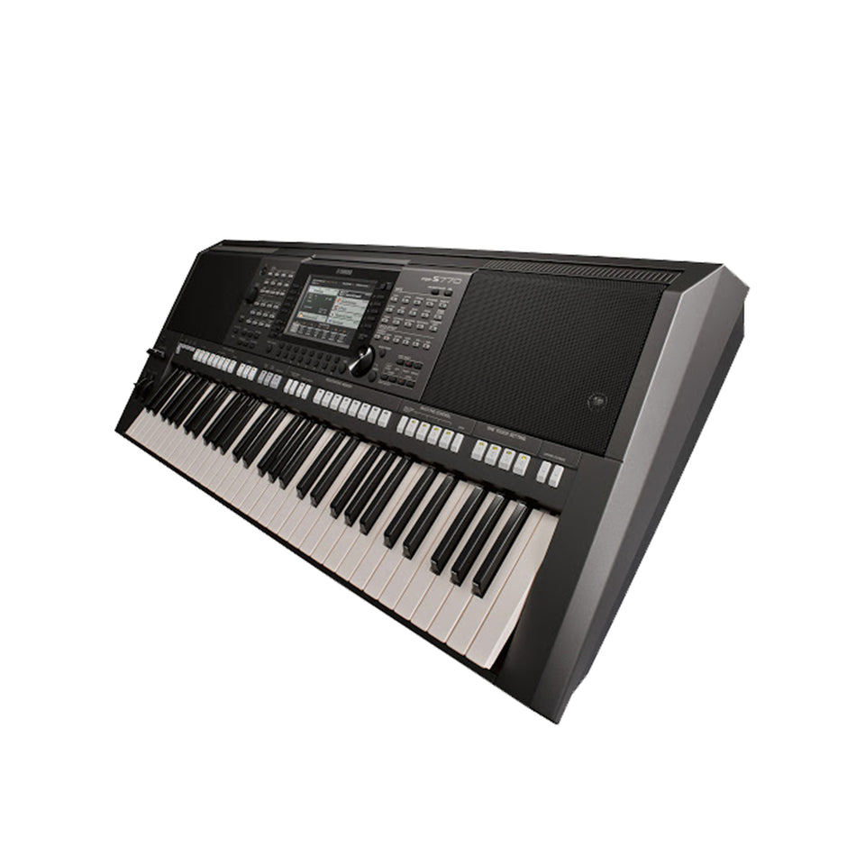 Yamaha  Arranger Workstation 61-key keyboard - PSR-S770