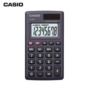 Casio Calculator 8 Digits HS-8LV