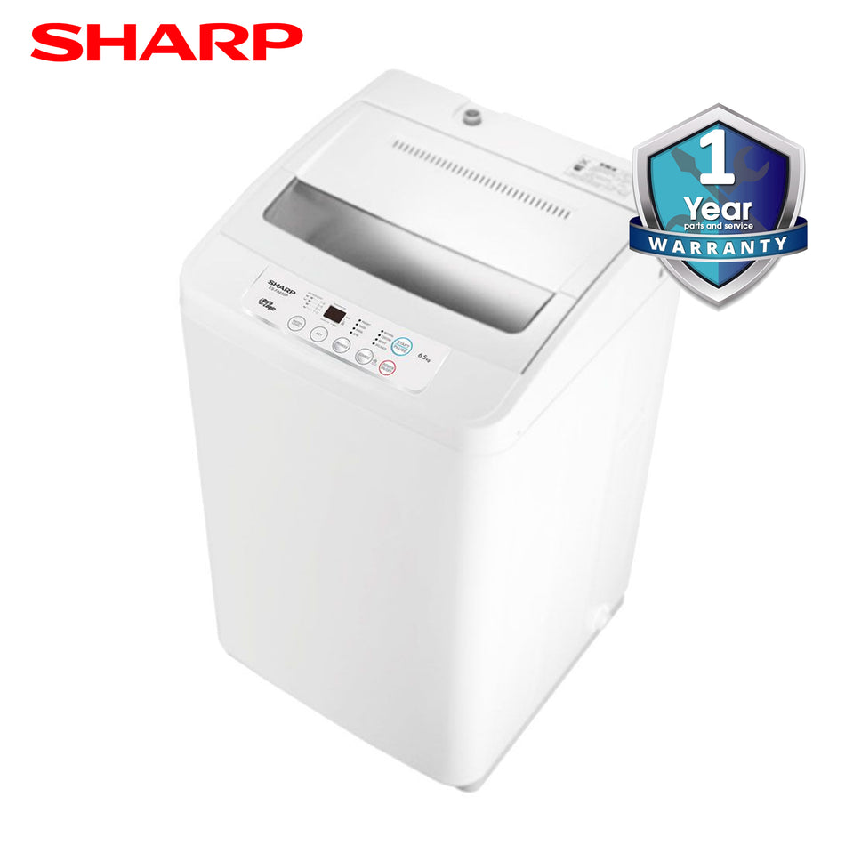 Sharp Washing Machine Fully Automatic 6.5KG - ES-FA650P